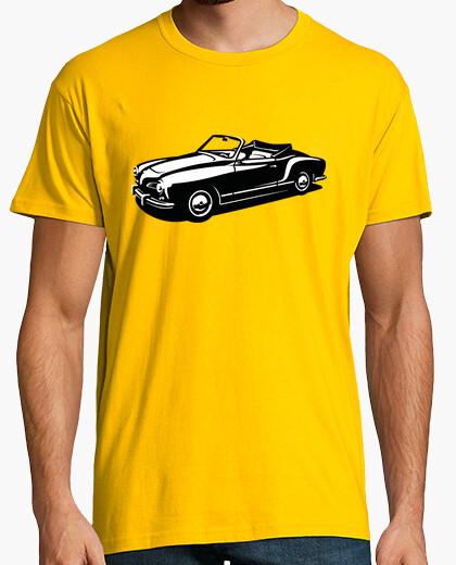 Camiseta Coche Karmann Ghia 14 Cabrio