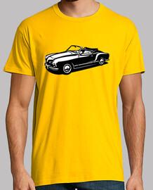 Coche Karmann Ghia 14 Cabrio