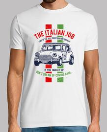Coche Mini Italian Job