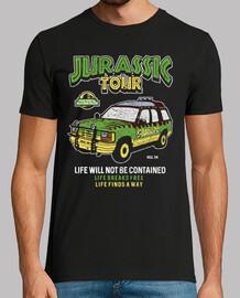 Coche Tour Jurásico Dinosaurios