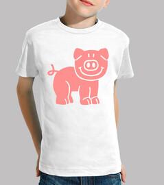 cochon comique