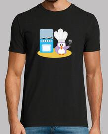 cocinero del pingüino