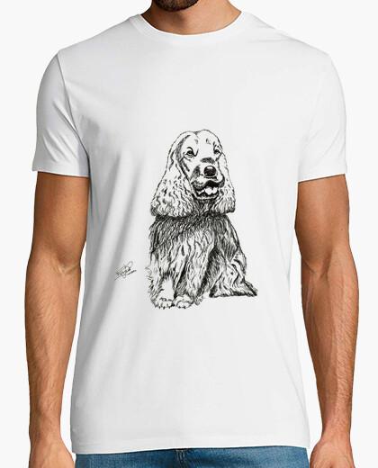 Camiseta Cocker spaniel inglés