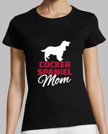 cocker spaniel maman