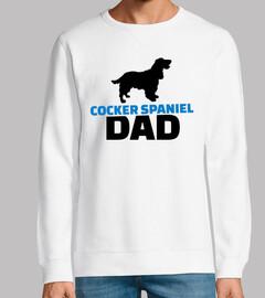 cocker spaniel papa