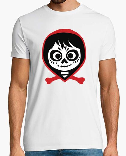 Tee-shirt coco - crâne