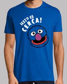 Coco - ¡Esto es Cerca!, ¡Esto es Lejos! (Barrio Sésamo) - Impresión Delante y Detrás