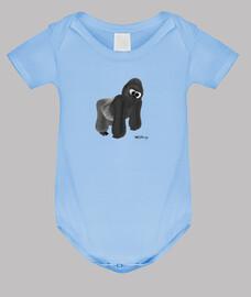 Coco el gorila body