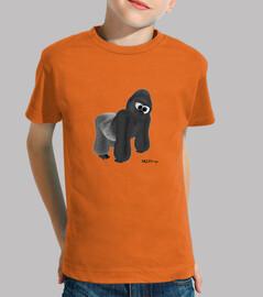 Coco el gorila niños
