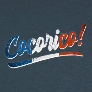T-shirt Cocorico copa del mundo 2018