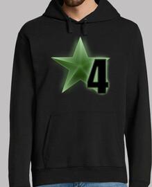 CoD4 Star Sudadera (Personalizable)
