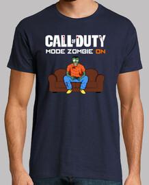 cod sur le mode zombie