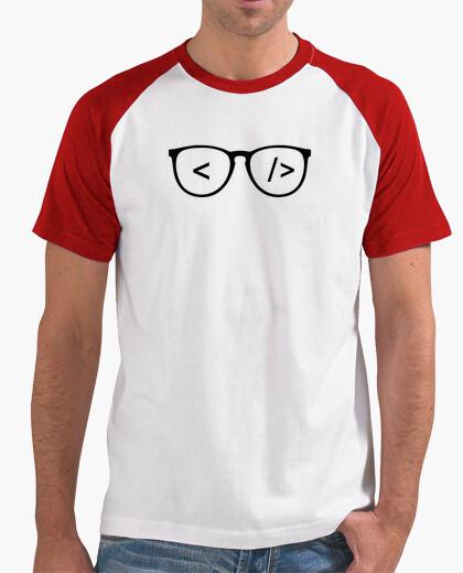 Camiseta Code glases