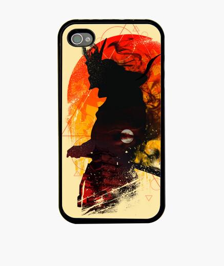 Coque iPhone code samurai
