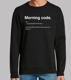 código de mañana
