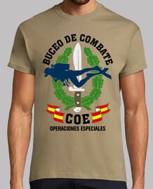 COE Buceo Combate mod.1