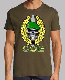 coe t-shirt  tête de mort  mod.8
