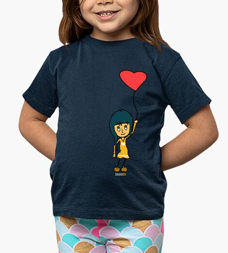 Vêtements enfant coeur