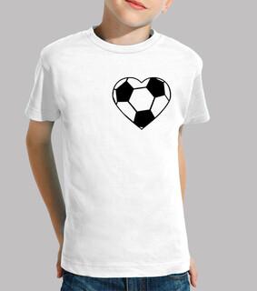 coeur de football