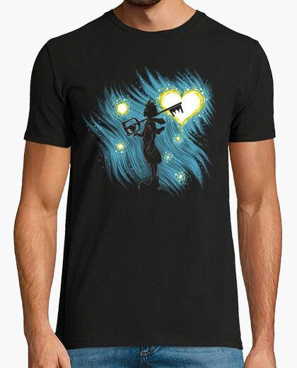 Tee-shirt Coeur Etoilé