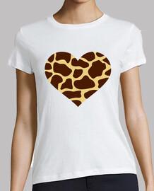 coeur girafe