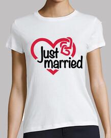 coeur juste marié