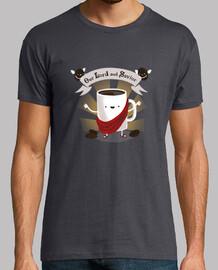 Coffe lord and savior t-shirt