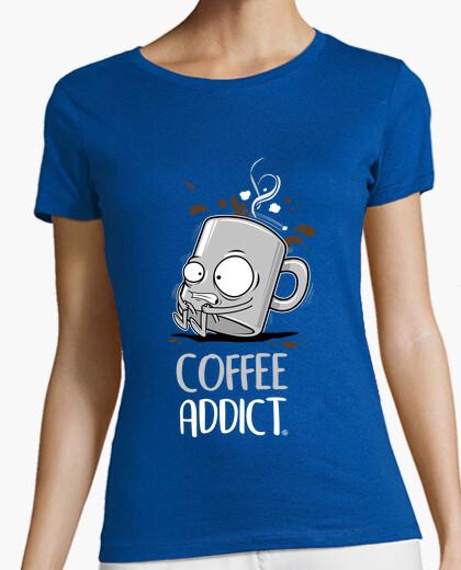 Camiseta Coffee Addict