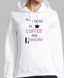Coffee and mascara