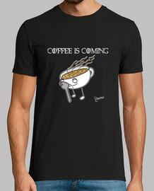 coffee coming