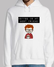 Coffee is my best friend, chico