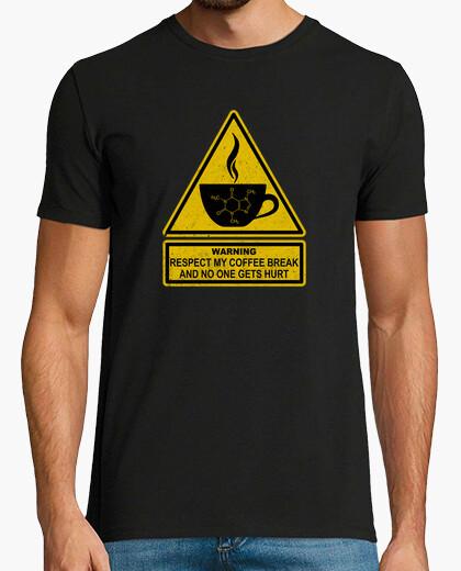 T-shirt coffee pausa v2