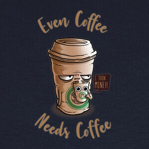 Camisetas Coffee time