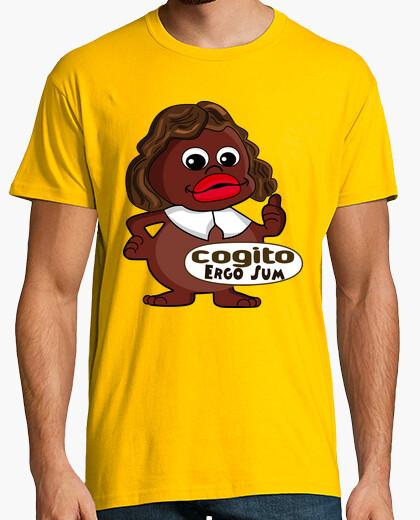 Camiseta COGITO DESCARTES