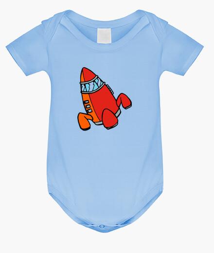 Ropa infantil cohete