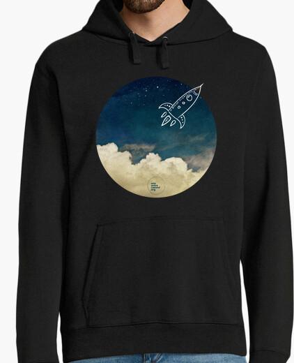 Jersey Cohete - fondo oscuro
