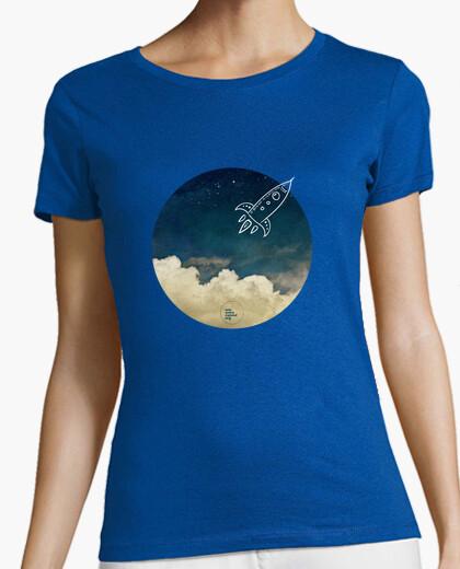 Camiseta Cohete Unoentrecienmil