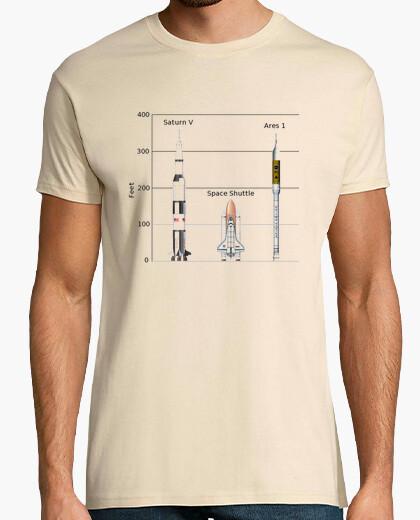 Camiseta Cohetes espaciales