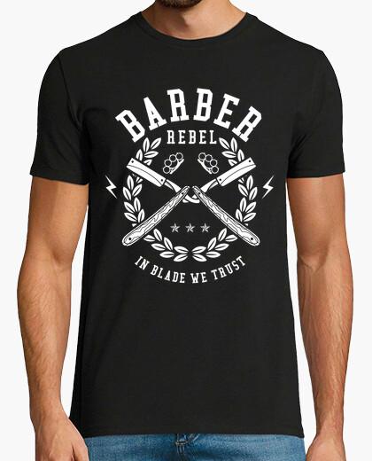 Tee-shirt coiffeur rebelle 2