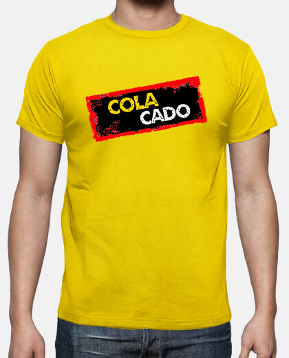 Camisetas Cola Cado - Chico