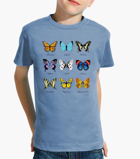 Ropa infantil Colección de Mariposas