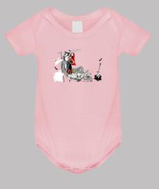 Colección Tim Burton bebé