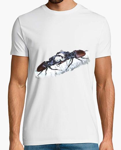 T-shirt coleotteri cervo