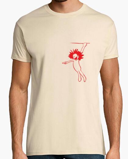 Camiseta colgao