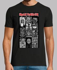 Más Camisetas Populares Latostadora Iron Maiden 3RSALq4jc5