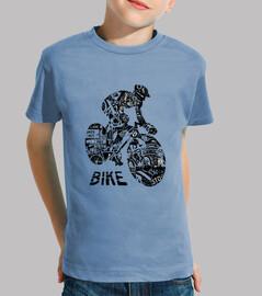 collage vélo