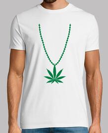 collar de la droga marihuana