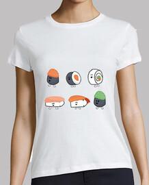 collection de sushis à bulles
