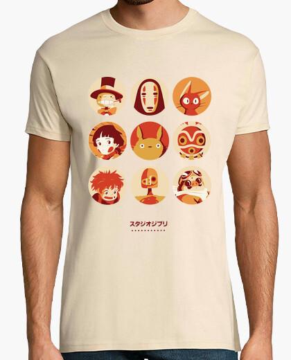 Tee-shirt Collection Ghibli