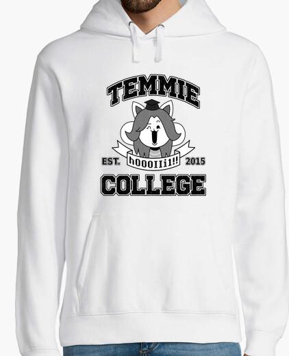 Sweat collège temmie